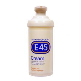 E45 TREATMENT CREAM PUMP 500G