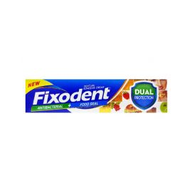 FIXODENT DUAL POWER ANTI-BACTERIAL 40G
