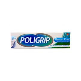 POLIGRIP FIXING CREAM FLAVOUR FREE 40G